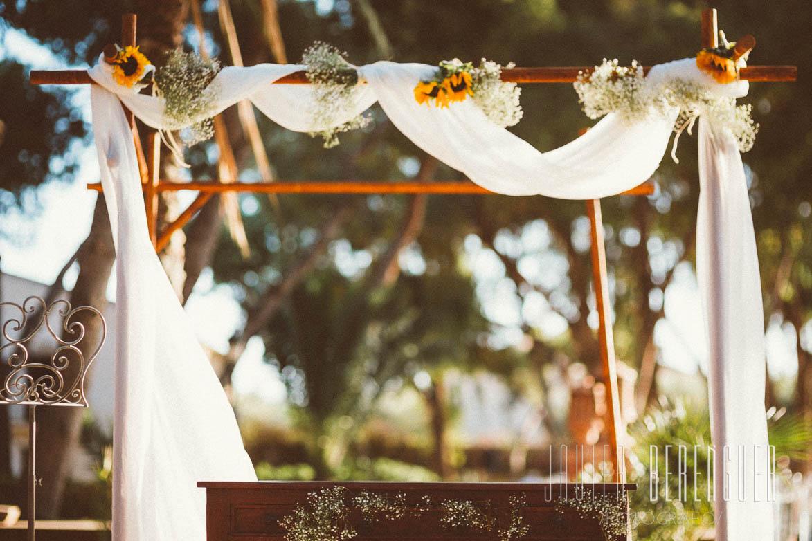 Wedding Planner Decoradora Boda Finca Torre Bosch Alicante
