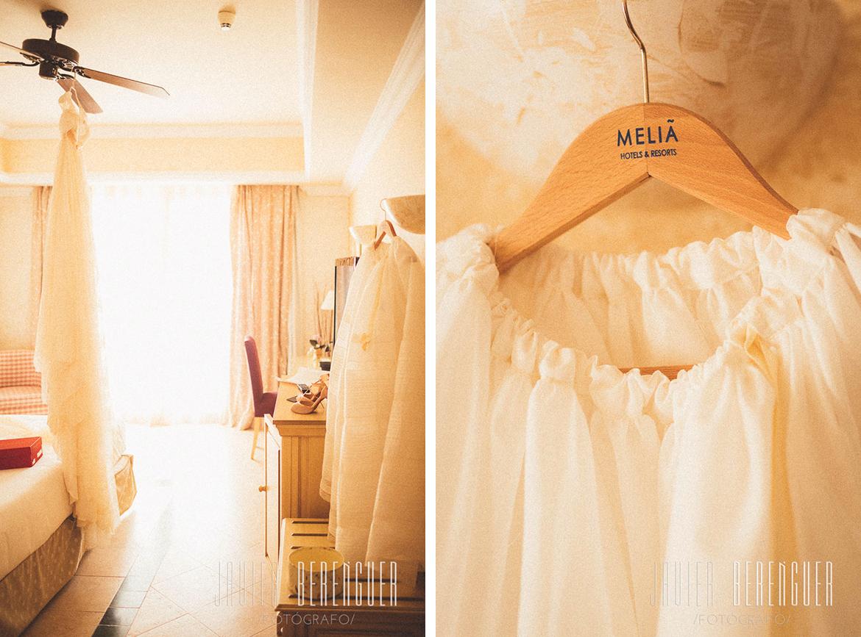 Traje de Novia Customizado por Ruben Hernandez Wedding Planner Protocolo Melia Villa Aitana Benidorm Alicante