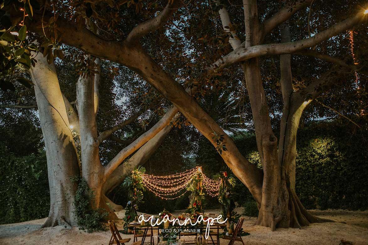 Deco & Wedding Planner Finca Jardines de Abril San Juan Alicante