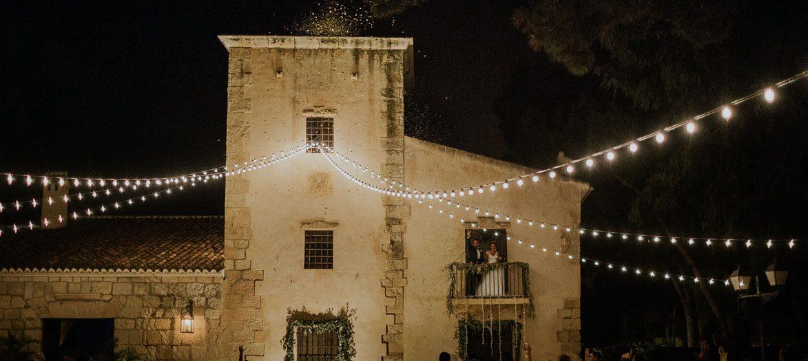 Decoración de Boda Años 20 en Finca TorreBosch Alicante
