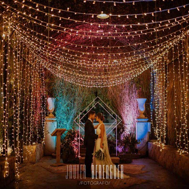 Wedding Planner y decoración Arianna Pé Finca Jardines de Abril